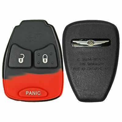 New Factory Oem Chrysler Town Country 200 PT Cruiser Remote Button Key Pad Back