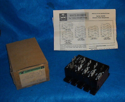 WHITE RODGERS 24A56-1 TIME DELAY RELAY New In Box FREE SHIPPING