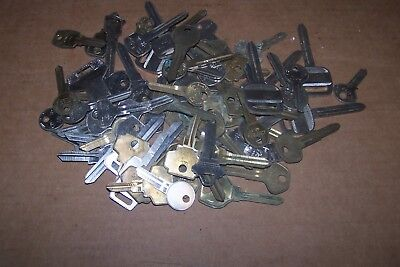 Lot Of 75 New Key Blanks Ilco And Curtis