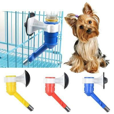 Pet Water Bottle Drinker Dispenser Feeder Fountain Head for Cat Dog Puppy Rabbit