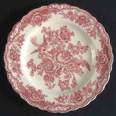 Crown Ducal BRISTOL PINK Bread & Butter Plate 91645