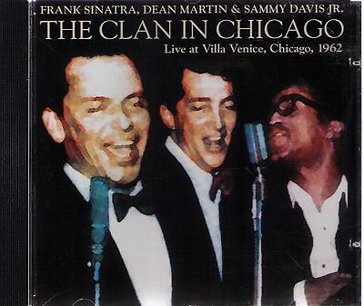 THE CLAN IN CHICAGO ,  Live at Villa Venice, Chicago,1962, CD-Album