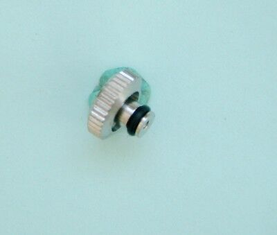 Genuine Seiko 65M02NS winder crown with o'ring  Fits 6138 0040 /0049 Bull head
