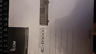 Icom ic 9000 Manual