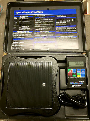 Accu-Charge II Electronic Refrigerant Scale