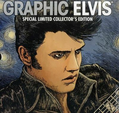 Graphic Elvis HC (Special Limited Collector's Edition) #1-1ST 2012 NM
