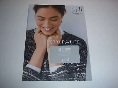 J Jill Catalog November 2017 Issue One