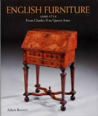 English Furniture 1660-1714 book Queen Anne Table Chair