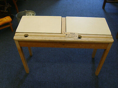 Vintage / Retro School Desk