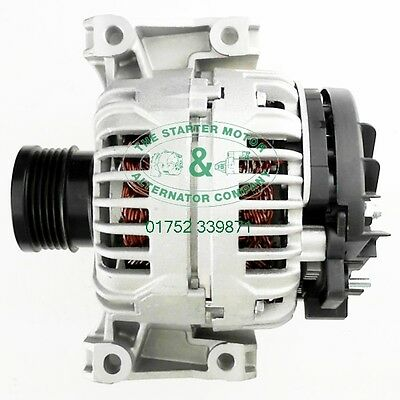 Fits Alfa Romeo Spider 3.2 JTS Q4 Genuine OE Denso Alternator