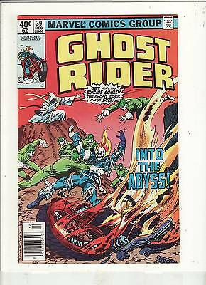 Ghost Rider #39 Vf/nm