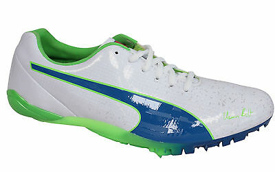 Puma Bolt EvoSpeed Electric v2 Spike Track & Field Mens Running Trainers 187854