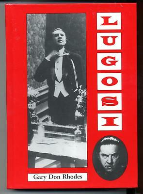 Lugosi: His Life in Films, on Stage, and in the Hearts of Horror Lovers   HC