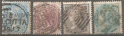 India Old Issues Major Fine Condition 5 Scans To Study