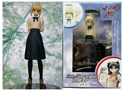 Fate/Stay Night Real Figure Saber Taito 2010