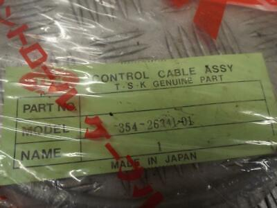 Yamaha DT50 TY50 DT TY 50 TSK Front Brake Cable