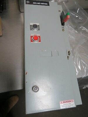 Ge 300 Line Combination Starter (New No Box)