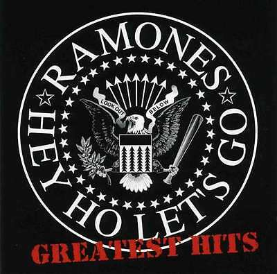 Ramones: 20 Greatest Hits Cd The Best Of / New