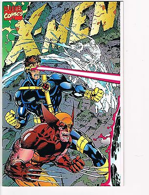X-Men   # 1  NM- 9.2  Fold out cover