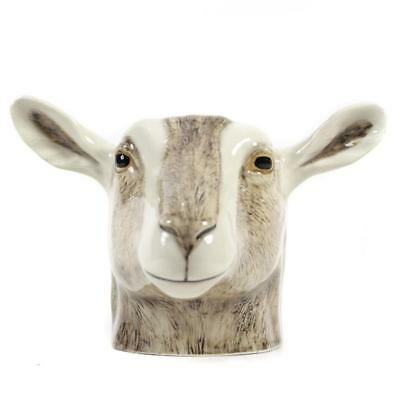 Quail Pottery - Goat  Face Egg Cup