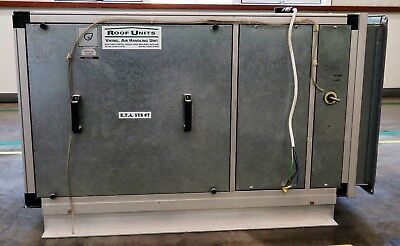 Viking Series 90 AHU Extract Air Handling Unit HVAC