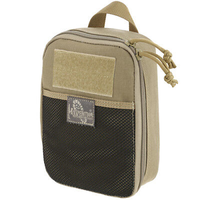 Maxpedition Beefy Unisex Pouch Organiser - Khaki One Size