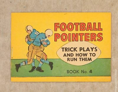 Football Pointers #4A 1966 FN 6.0