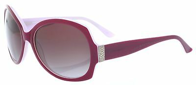 More and More Damen Sonnenbrille Rot Transparent 54360-900 5OiSs