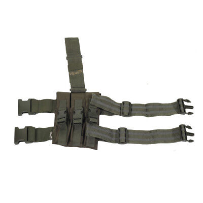 Viper Mp5 Drop Leg Unisex Pouch Mag - Olive Green One Size