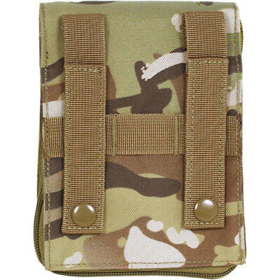 Viper A6 Notebook Unisex Pouch Organiser - Crye Multicam One Size