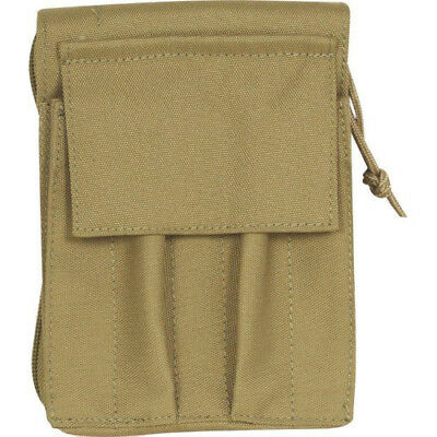 Viper A6 Notebook Unisex Pouch Organiser - Coyote One Size