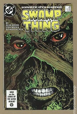 Swamp Thing (2nd Series) #49 1986 VF 8.0