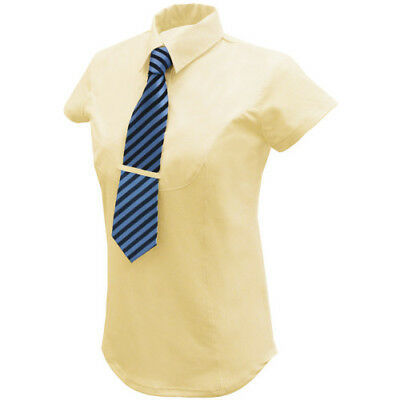 Equetech Ladies Hexatec Capped Womens Shirt Competition - Buttermilk All Sizes