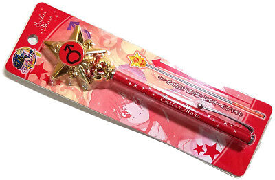 Sailor Moon - Miracle Romance Ballpoint Pointer Pen - MARS Star Wand