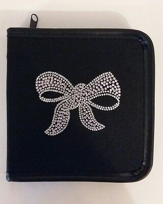 Sparkly Ice Skating Dress  Bow ( Pink)  CD Case