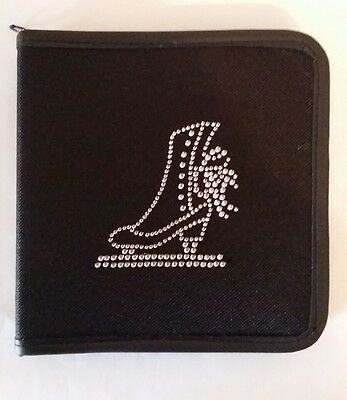 Sparkly Ice Skating dress Boot ( Pink)  CD Case