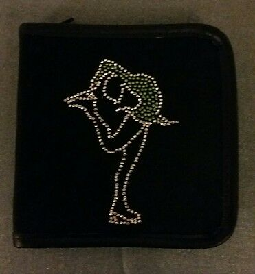 Sparkly Ice Skating dress (Green) Layback  CD Case
