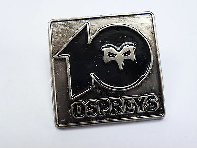 OSPREYS RUGBY 10th ANNIVERSARY OFFICIAL LAPEL PIN BADGE