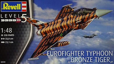 "REVELL® 03949 Eurofighter Typhoon ""Bronze Tiger"" in 1:48"