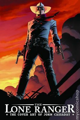 Lone Ranger The Cover Art of John Cassaday SC (Dynamite) #1-1ST 2009 9.4