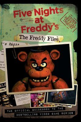 The Freddy Files by Scott Cawthon 9781338139341 (Paperback, 2017)