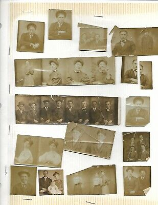 Lot of 30 Penny Arcade Vintage Snapshots Or Photos