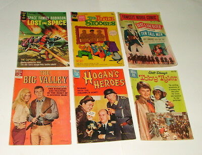 %  1960's Tv Show Movie   Comic Book Collection Lot Y-47
