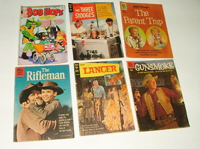 %  1960's Tv Show Movie Comic Book Collection Lot Y-41