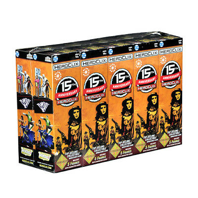 Heroclix 15th Anniversary Elseworlds Booster Brick