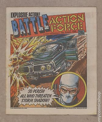 Battle Picture Weekly (UK) #860809 1986 VF 8.0