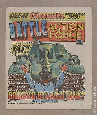 Battle Picture Weekly (UK) #860816 1986 FN 6.0
