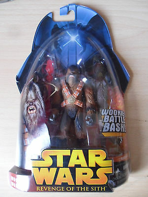 Star Wars Wookie Warrior   Revenge of The Sith  43