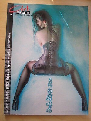ART FANTASTIX PLATINUM EDITION Vols 1 & 2. 2 xOUTSIZE EROTIC GRAPHIC COLLECTIONS