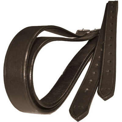 Jhl Classic Unisex Saddlery And Equipment Stirrup Leathers - Brown All Sizes